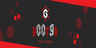 Profile banner for r00t9r