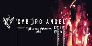 Profile banner for cyborgangel