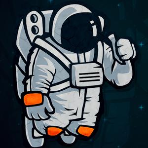flufernaut's Twitch Logo
