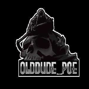 OldDude_PoE Logo
