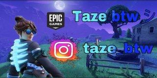 Profile banner for itztazebtw