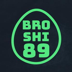 Broshi89 Logo