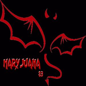 MaryJuana83 Logo