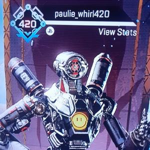 pauliewhirl420 Logo