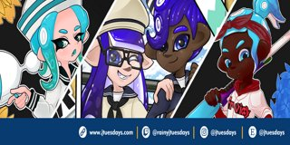 Profile banner for rainyjtuesdays