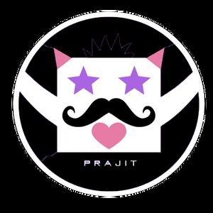 Prajit Logo