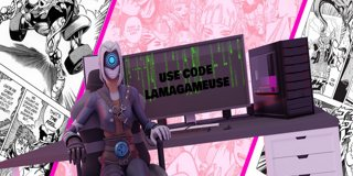 Profile banner for lama_gameuse