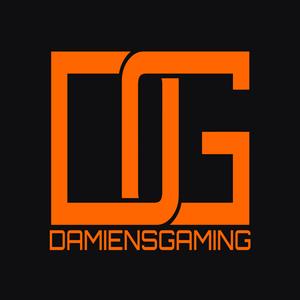 DamiensGaming Logo