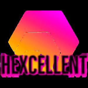 HEX_cellent Logo