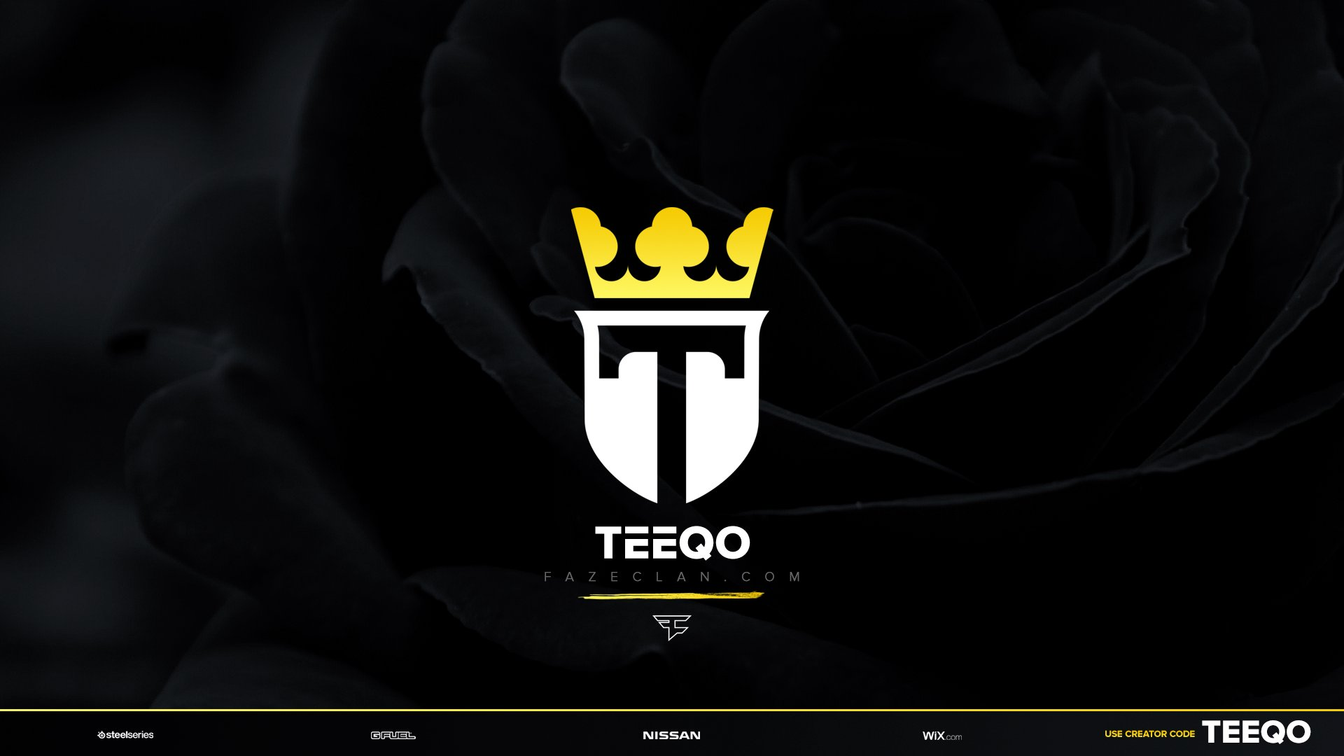 Twitch stream of Teeqo