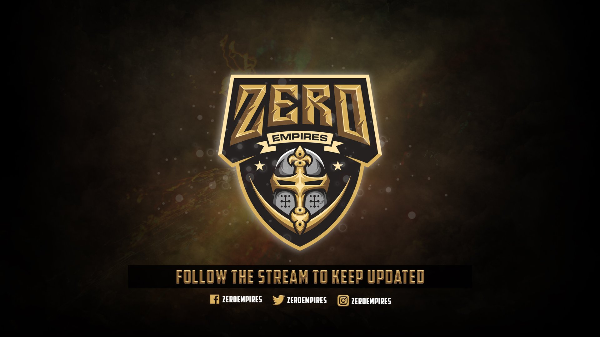 Twitch stream of ZeroEmpires