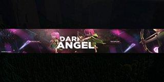 Profile banner for darkangeelcr