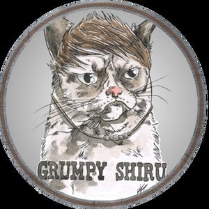 GrumpyShiru Logo