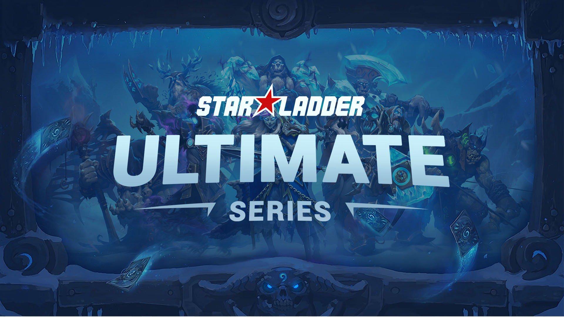 Twitch stream of Starladder_HS_ru