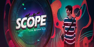 Profile banner for scope