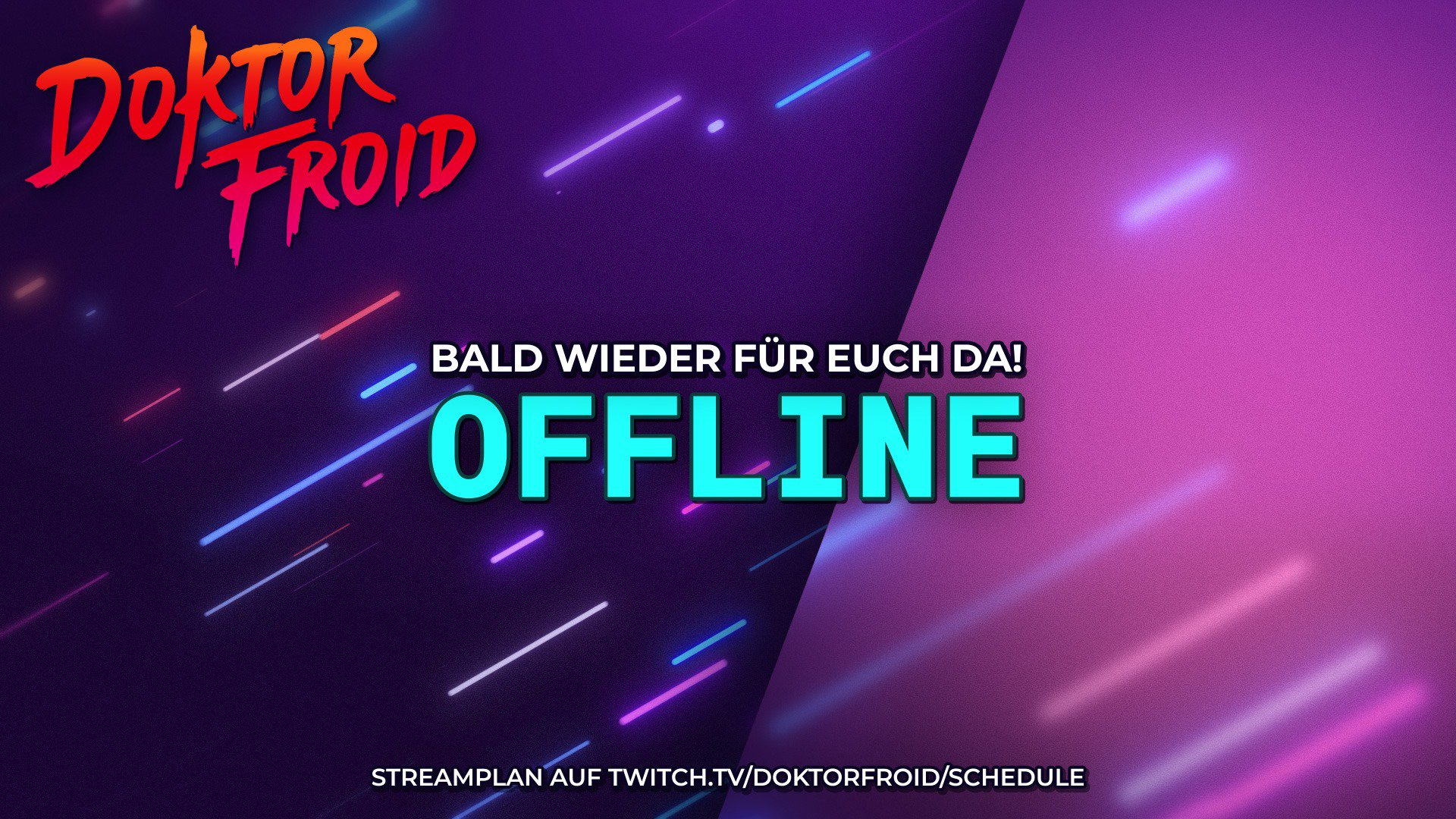 Twitch stream of DoktorFroid