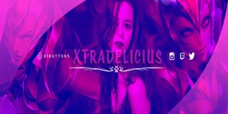 Profile banner for xtradelicius