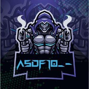 asdf10_hunterz Logo