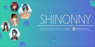 Profile banner for shinonny