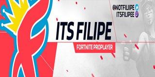 Profile banner for itsfilipee