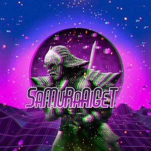 SaMuRaAiGeT Logo