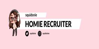 Profile banner for squidsnie