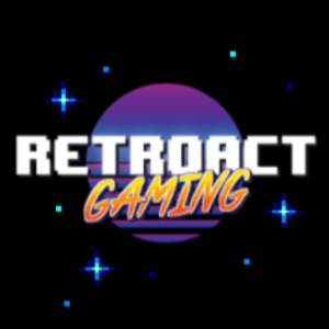 RetroActGaming Logo