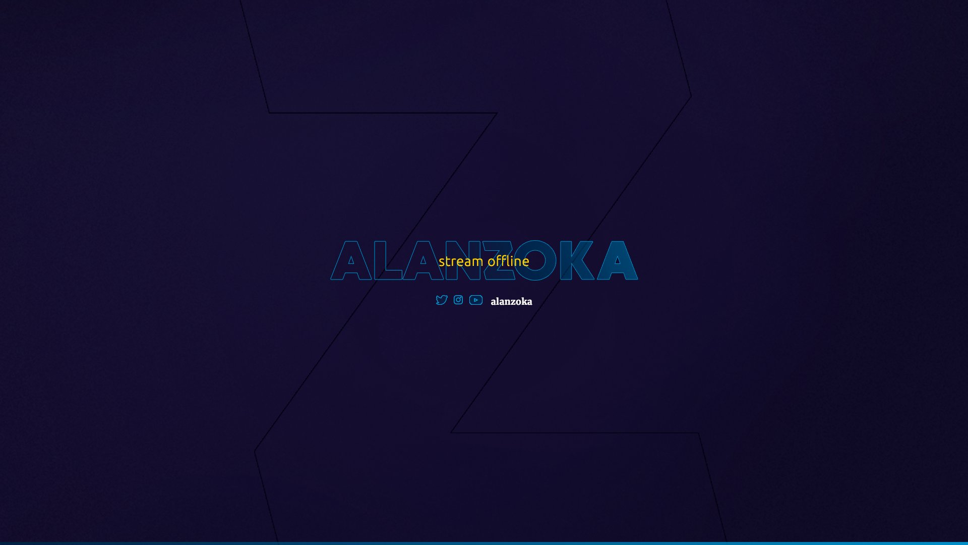 Twitch stream of alanzoka