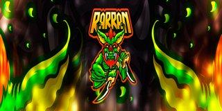 Profile banner for rarran