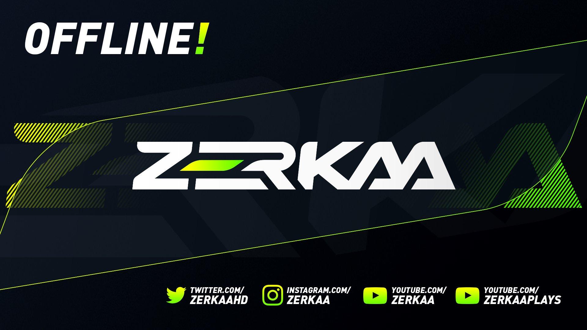 Twitch stream of Zerkaa