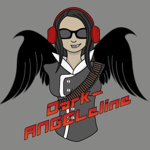 DarkANGELeline Logo