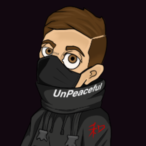 UnPeaceful Logo