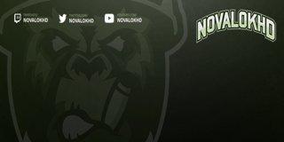 Profile banner for novalokhd