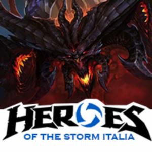 Канал HeroesOfTheStormItalia