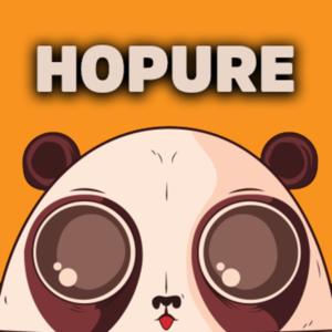 Hopure Logo