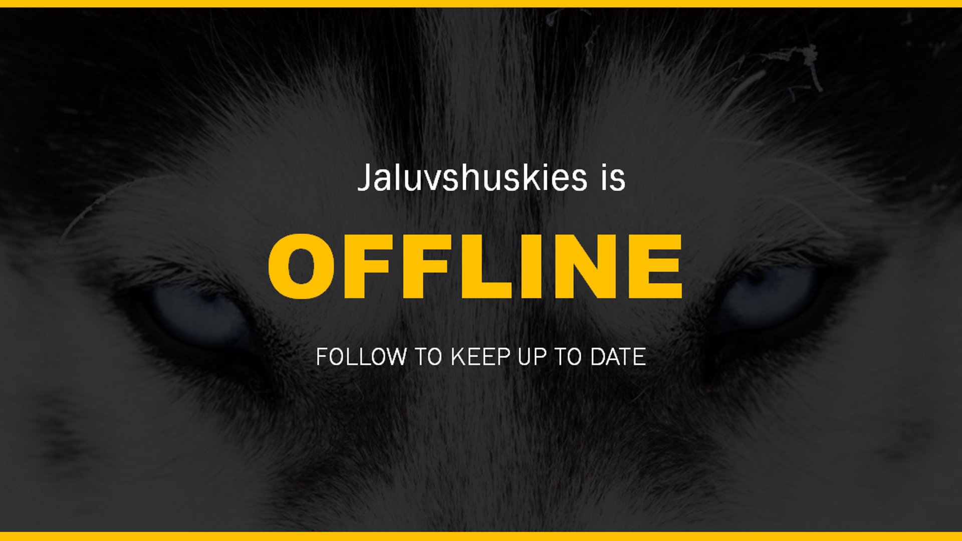 Twitch stream of Jaluvshuskies