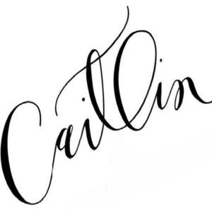 케이틀린 Logo