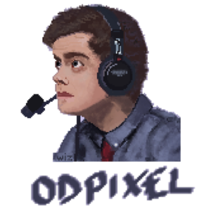 DOTA 3 - ODPIXEL - RANKED