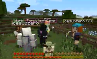 Minecraft (PS3) hosted by Patchex
