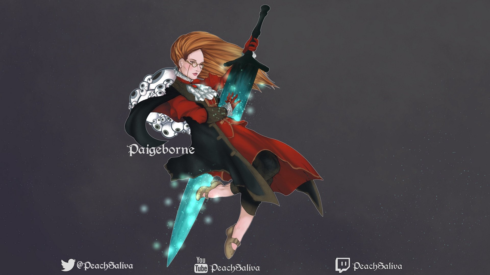 Peachsaliva Live Pikolive Twitch Game Entertainment Video