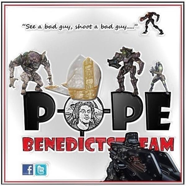 PopebenedictStream