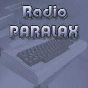 Radio_PARALAX Logo