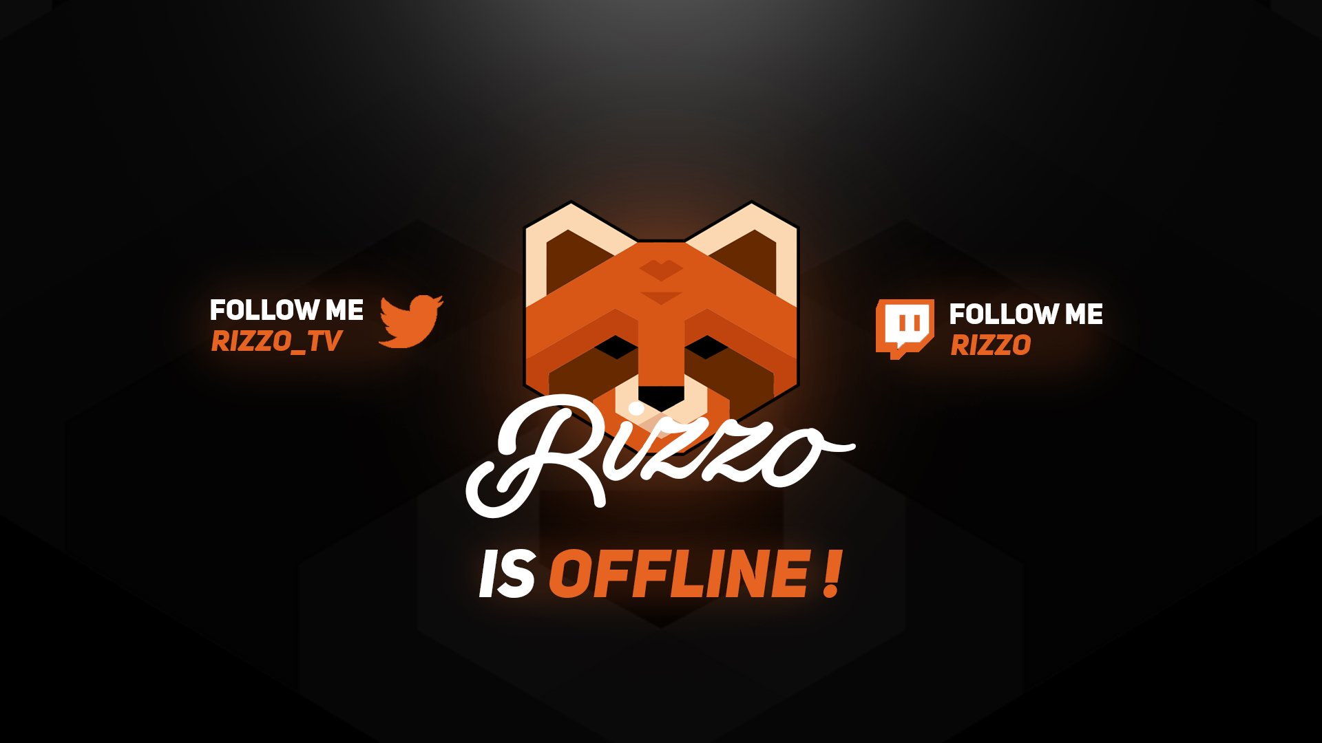 Twitch stream of Rizzo