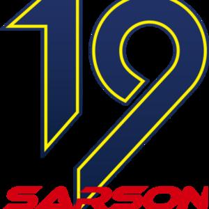 Sarson19 Logo