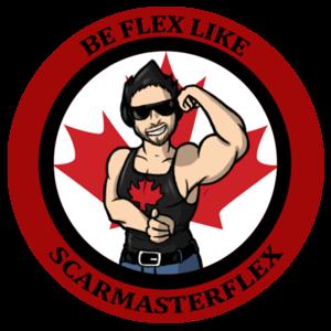 scarmasterflex's TwitchTV Stats'