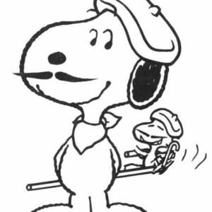 Snoopy_Man Logo