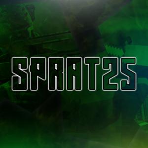 Sprat25 - Twitch