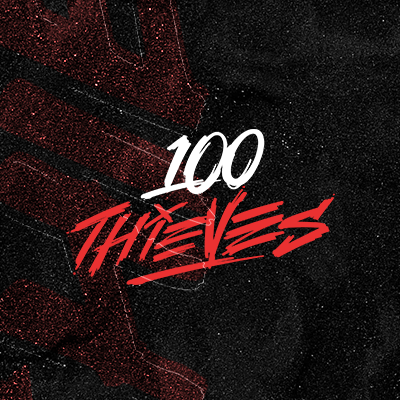 100 Thieves Twitch team avatar