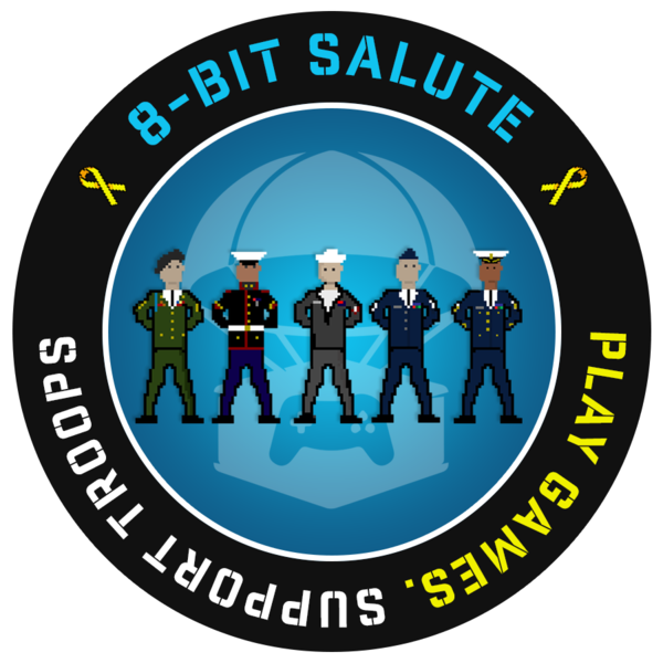 8-Bit Salute | Fall in for Fun!'s Avatar
