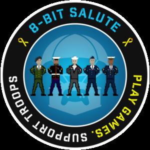 8 Bit Salute Task Force Twitch team avatar